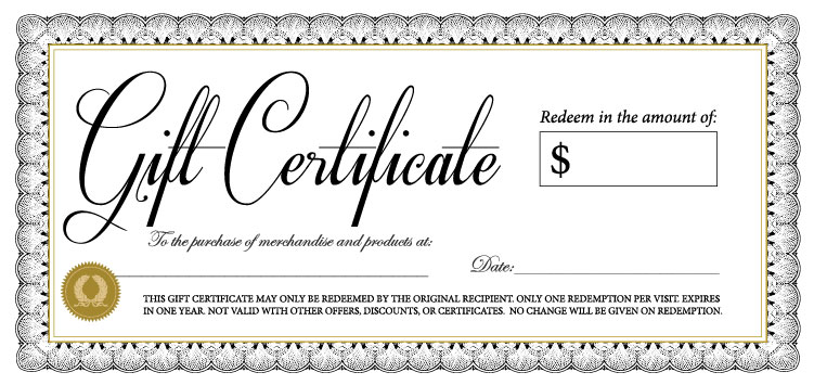 Doc600600 How to Make Gift Certificates on Word Tips for – How to Make Gift Certificates on Word